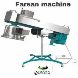 Semi-Automatic Masala Chana Namkeen Making Machine, For Commercial, 0 - 25 W