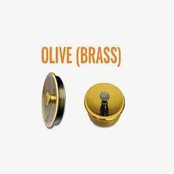 Olive Brass Cabinet Handle