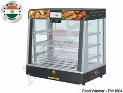 Akasa Indian Counter Food Warmer Hot Case 1604