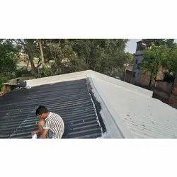 Offline Waterproof Roof Coating Service