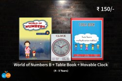 World Of Number B And Table Book