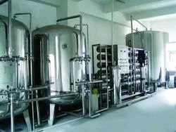 500 lph Industrial RO Drinking Water Plant