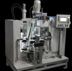 Synergetic Capacitor Sealing Machine