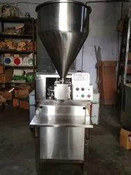 Semi Automatic Shrikhand Filling Machine