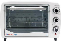 Bajaj Majesty 1603T 16 L 1200W Oven Toaster Grill (White)