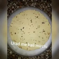 Urad Me Kali Mirch Papad