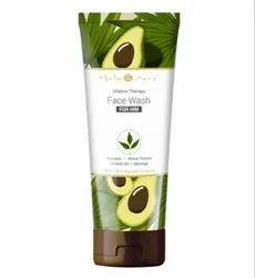 Herbs & More Avocado Face Wash, Gel