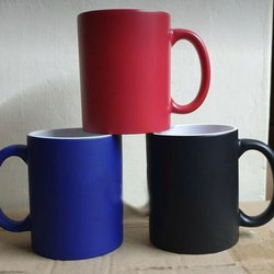 Plain Ceramic Coffee Mug