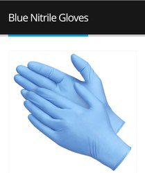 Nitrile Hand gloves for examination disposable