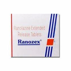 Ranolazine Extended Tablet