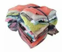 Towel Waste, For Industrial, Packaging Type: 50kg Hydrolick Press Bales