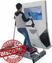 Ski Gym Arcade Game Machine
