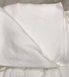 White Bleached Cotton Fabric