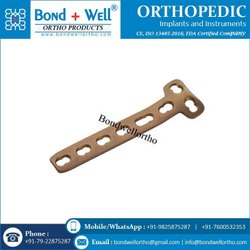 Orthopedic Implants Small T Plate