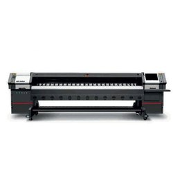 Premium 512 i Entry Level Flex Printing Machine, Printing Resolution: 1440
