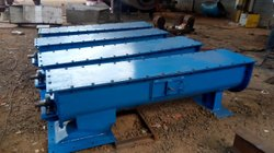 0.5mtr Stainless Steel Screw Conveyor, Capacity: 800 Kg