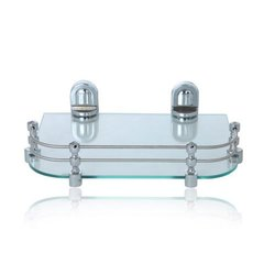 Glass Set Top Box Stand