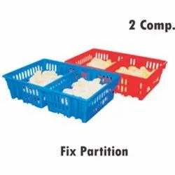 2 Compartments Chick Transport Box