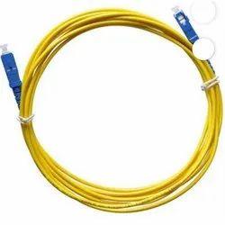 CAT.6 UTP Fiber Optic Patch Cord 5m