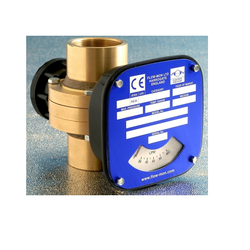 Water Flow Rating Meter