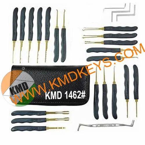 KMD1423 24Pcs Lock Pick Tools