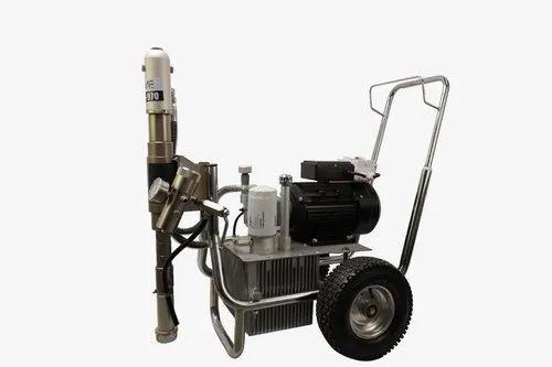 Dam Proof Spray Machine