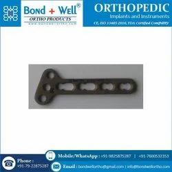 Orthopedic T Right Angled Locking Plate