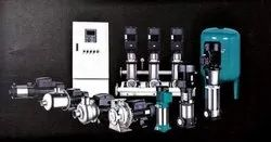 High Pressure Pump Booster Systems