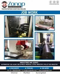 Iron Job Work, For Industrial
