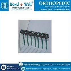 3.5 mm Orthopedic Implants Reconstruction Locking Plate
