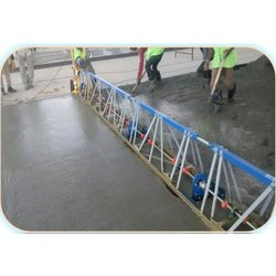 Commercial Building Truss Floor Screeding Service, Anti-Skidding