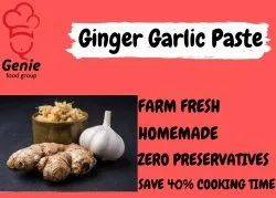 Garlic & Ginger Paste, Packaging Size: 500 g