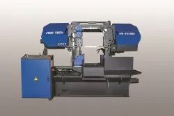 ITM-415LMGS - Semi Automatic Double Column Bandsaw Machine On Lmg