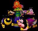 Big Bee Kiddie Amusement Ride Game