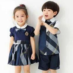 Value Box Cotton Kids School Uniform