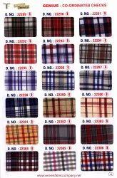 22296 PG3 School Uniform Shirting Fabric