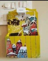 Hand Painted Mobile Hanger, For gifting