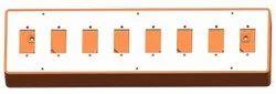 Omega Plastic 15 x 4 PVC Open Switch Board