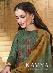 Kavya Vol-2 Pashmina Jacquard Salwar Suits Catalog Collection