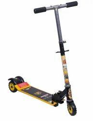 Yellow & Black 66286 Bahubali Gaint Scooter