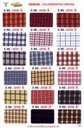22158 School Uniform Shirting Fabric