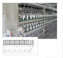 Fully Automatic Spandex Covering Machine