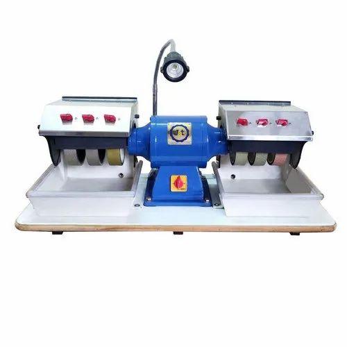 """6"""" Gemstone Cabbing Machine"""