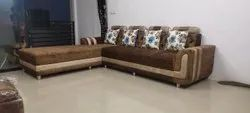 ADINATH BROWN SOFA SET, Size: Contemporary, Model Name/Number: Lounger