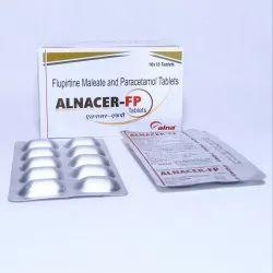 Flupertine Maleate Usp 100 Mg   Paracetamol Ip 325 Mg
