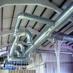 Ducts And Exhaust System