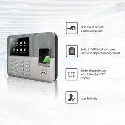 LX50 28 Inch TFT SSR Fingerprint Time Attendance System