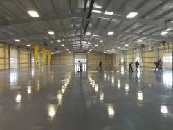 Industrial Floor Cleaning, For Exterior and Interior