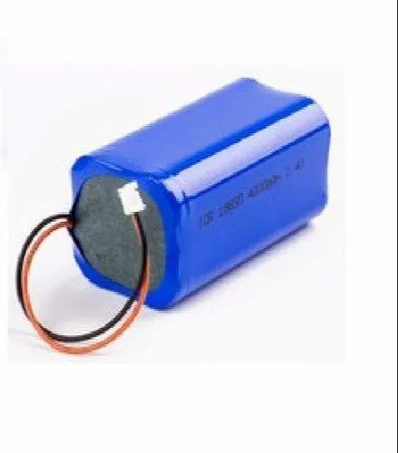 7.4 V 2S2P 4000/4400/5200/5200 mAh Li-Ion Battery Pack