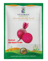 Beetroot Seeds Red Beauty 9, Packaging Type: Packet, Packaging Size: 50 Gms And 200 Gms